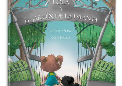 Lola y el jardín de la infanta