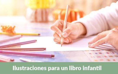Cómo preparar las ilustraciones para un libro infantil