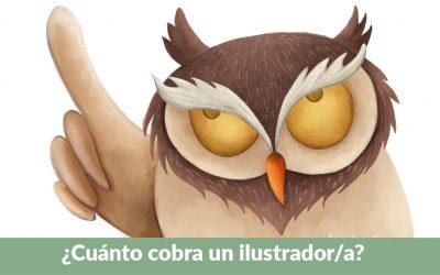 ¿Cuánto cobra un ilustrador/a de cuento infantil ilustrado?