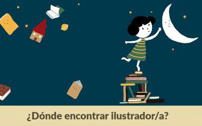 ¿Dónde encontrar ilustrador/a para un cuento?