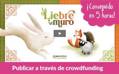 Publicar un cuento a través de crowdfunding